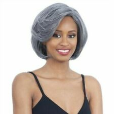 FreeTress Equal Synthetic Silver Star Short Hair Wig - SS-01