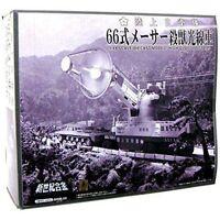 Miracle House Shinseiki Gokin Toho Mechanic GODZILLA TYPE 66 MASER CANNON Figure
