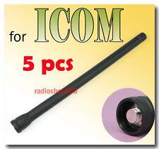 5-182 Antenna for ICOM F11 VHF 136-174Mhz x 5 pcs