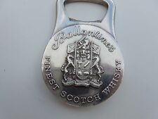 BALLANTINES SCOTCH WHISKY CHRISTOFLE  OPENER   VINTAGE  USED 1957