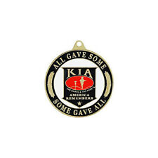 KIA America Remembers Round Key Ring All Gave Some, Some Gave All