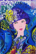 """MARIA MURGIA - """"Dopo l'estate"""" - Serigrafia a 30 colori cm 40x30"""