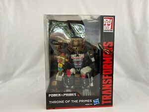 Transformers Power of the Primes Throne of the Primes (Plus Prime Master Cores)