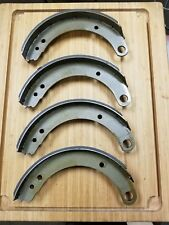 1940 1941 1942 CHRYSLER NEW BRAKE SHOES MOPAR WINDSOR TOWN & COUNTRY NEW YORKER