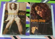 2 SHERYL CROW Strong Enough , Can't Cry Anymore Cassette Tape Single Sealed NEW