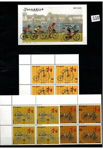 // SOMALIA - MNH - SPORTS - CYCLING - 2000