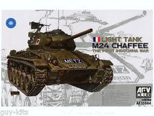 Char léger M-24 CHAFFEE, Armée Française Indochine - KIT AFV CLUB 1/35 n° 35S84
