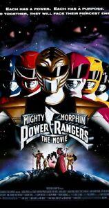 1995 FLEER MIGHTY MORPHIN POWER RANGERS HOLOGRAM - U PICK COMPLETE YOUR SET
