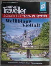"""Business Traveller, Sonderheft """"Bayern"""", Ausgabe FEBRUAR 2017, unbenutzt, neu"""