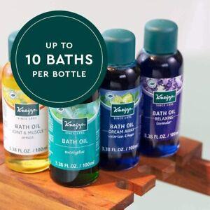 Kneipp Herbal Bath Oil Balancing Lg 6.76 oz