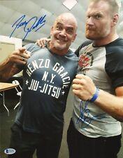 Josh Barnett Bas Rutten Signed UFC 11x14 Photo BAS Beckett COA Pride FC Picture