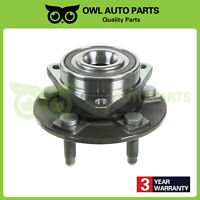 Front Or Rear Wheel Bearing Hub for 2008 - 2016 Chevy Camaro Cadillac CTS W/ABS