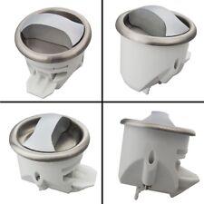 Toilette Lock shipyacht RV Caravane tournante porte serrure de meuble Trou Chaud
