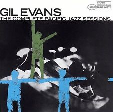 Complete Pacific Jazz Recordings Gil Evans new sealed CD Steve Lacy Elvin Jones