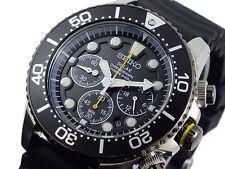 Seiko Solar Men's Chronograph 200m Watch Ssc021 Ssc021p1 Warranty, Box