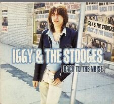 2 CDS ALBUM STUDIO + LIVE DIGIPACK--IGGY POP & THE STOOGES--BACK TO THE NOISE