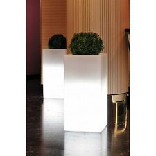 Vaso Luminoso mod. Santiago - Linea Modum completo di kit luce - Design Giardini