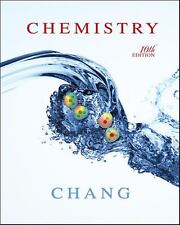 Chemistry by Raymond Chang (2009, Hardcover)