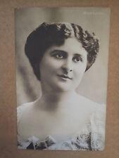 antique post card ALICE LAKIN, Breitkopf & Haertel