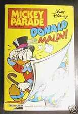 MICKEY PARADE n° 61 - janvier 1985