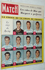 PARIS MATCH N°60 13 MAI 1950 FINALE COUPE FRANCE FOOTBALL STADE REIMS RACING RCP