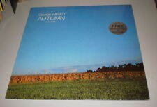 GEORGE WINSTON - AUTUMN - PIANO SOLOS - W/HIGH QUALITY PRINT OF ALBUM COVER - LP