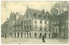 Chartres, L`Hotel des Postes, Post, 1913
