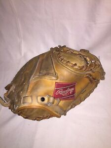Rawlings Catchers Baseball Glove RHT RCM33 Player Preferred Series Leather