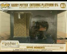 Funko Pop Harry Potter #81 Entering Platform 9 3/4 Movie Moment Box Lunch