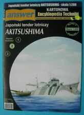 Answer KET 4 (8/2010) - Japanese seaplane tender IJN Akitsushima
