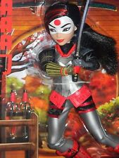 DC Super Hero Girls KATANA DOLL Suicide Squad- 2016 SDCC Exclusive FAST SHIPPING