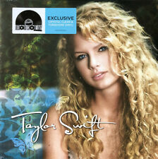 2LP TAYLOR SWIFT CRYSTAL CLEAR & TURQUOISE VINYL RSD RECORD STORE DAY 2018