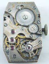 Moeris 6   3 / 4 Wristwatch Movement -  Sold for Parts / Repair