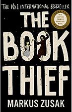 the Book Thief by Markus Zusak