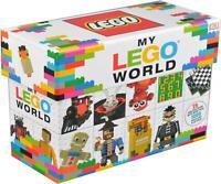 My LEGO World 25 Books Collection Box Set