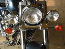 Staffa con fari spotlight Suzuki Volusia 800 VL800 dual headlight