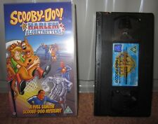Scooby-Doo Meets the Harlem Globetrotters - VHS Tape - U - NEW - SEALED