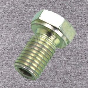 1x For BMW E30 E46 E36 M3 X5 X3 11131273093 Engine Oil Drain Plug  (12 X 1.5 mm)