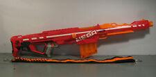 NERF N-STRIKE ELITE MEGA CENTURION SOFT DART GUN w SLING LOT T