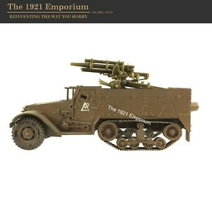 1:35 Scale Monogram Models Amateur Built WWII US Army M3 Halftrack