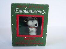 Miniature Enchantments Snoopy Ornament Peanuts Gang