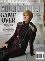 Entertainment Weekly Magazine Game Of Thrones Special Collector's Issue Cover 6