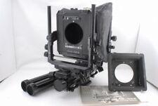 Toyo View 4x5 45GB Camera w/Rail Board Adapter *1601913