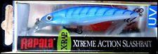 VERY RARE RAPALA X RAP XR 8 cm SPECIAL BLU color