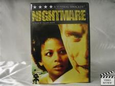 Nightmare (DVD, 2009)