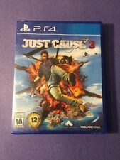 Just Cause 3 (PS4) NEW