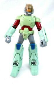 """Gakken MB2101 Robotech Mospeada Armored Cyclone Scott Bernard 7"""" Vintage 1980's"""