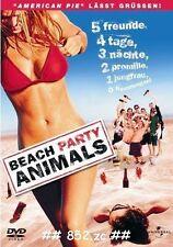 BEACH PARTY ANIMALS - DVD