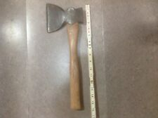 ANTIQUE/VINTAGE FLAT HEWING BROAD AXE HATCHET BLADE ~OLD Briar Edge Service TOOL