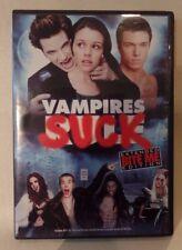 VAMPIRES SUCK, DVD, CASE & ARTWORK, EXTENDED EDITION